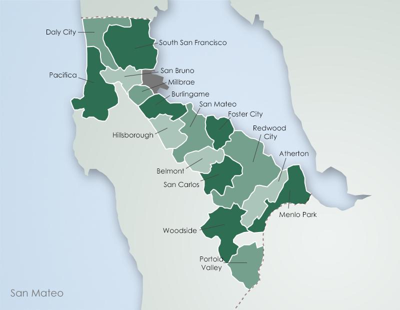 City Map Of Merced Ca