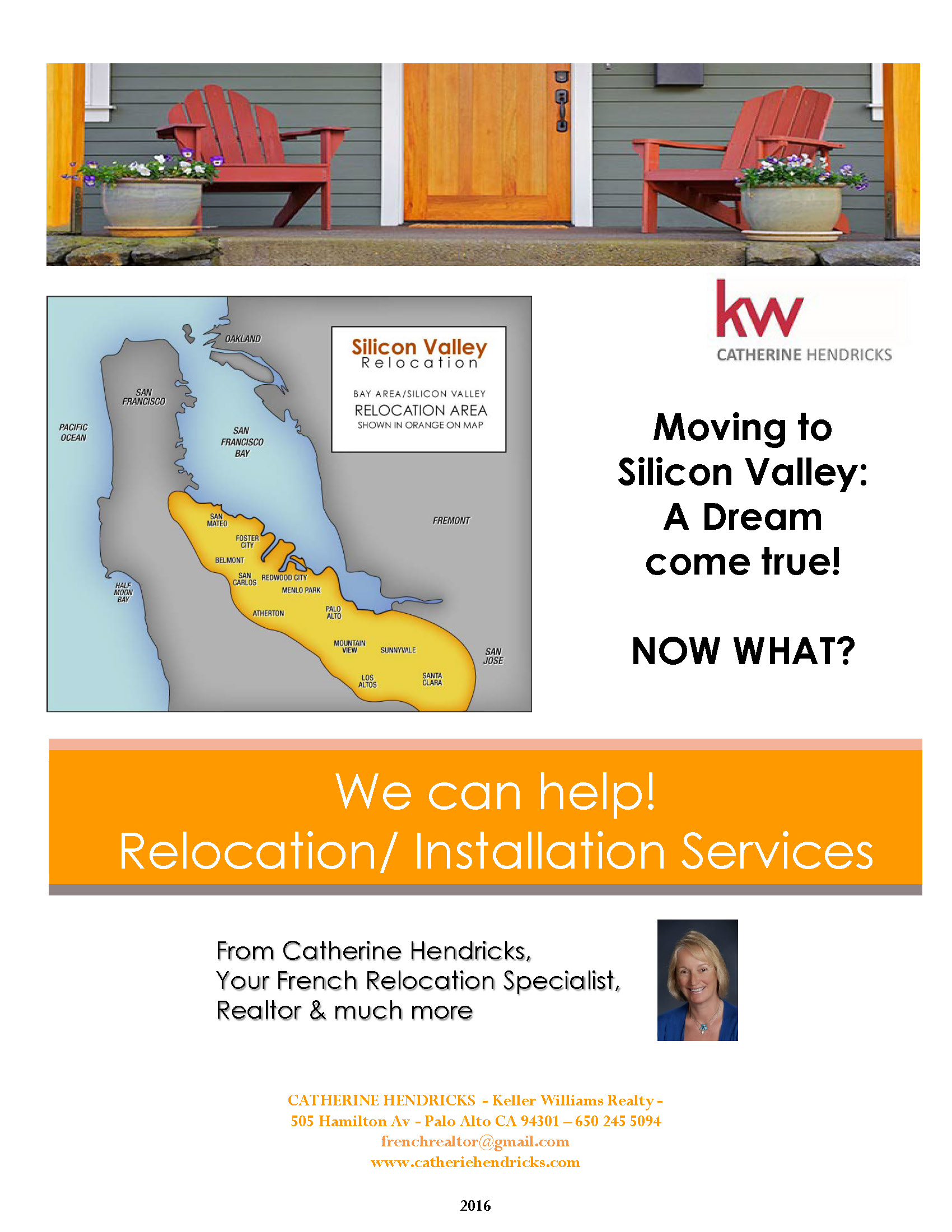 Relocation services Silicon Valley 1