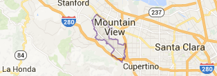 Los Altos Map - Silicon Valley Real Estate Catherine Hendricks