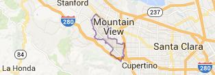 Los Altos Map - Silicon Valley Real Estate Catherine Hendricks