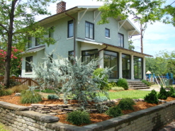 Del Ray Home at E Uhler & Mt Vernon Avenues