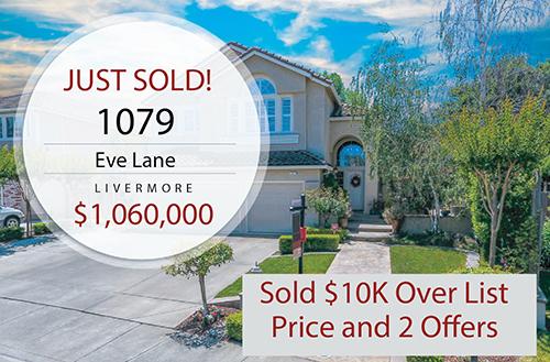 JS 1079 Eve Lane Just Sold