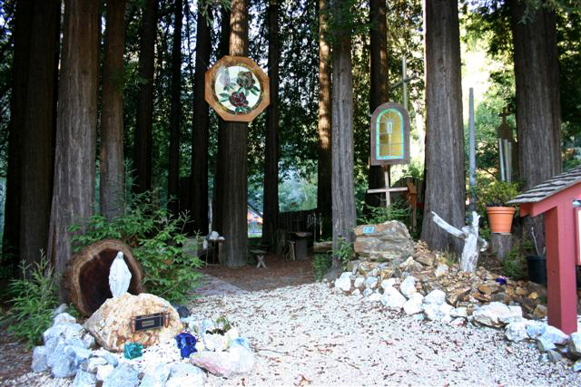Redwood Ring Chapel