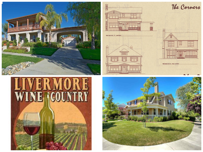 Los Olivos and The Corners Neighborhood in Livermore CA