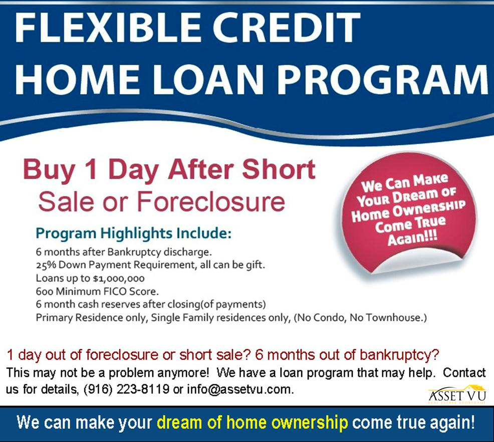 Buying After Short Sale Foreclosure Or Bankruptcy