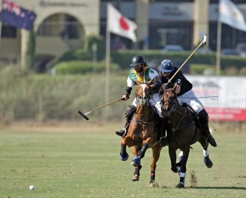 Polo en Rancho Santa Fe