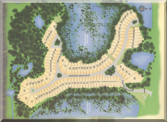 Woodlands Site Plan