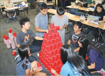 Los Altos High Student Hackathon