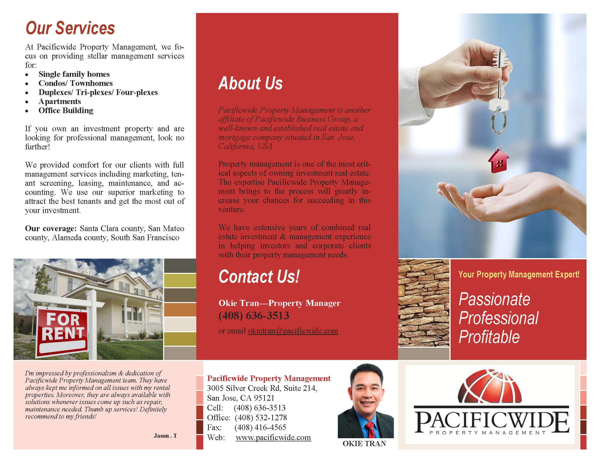 Property Management San Mateo County