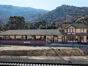 Santa Susana Railroad Station