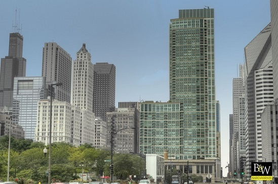 Millennium Park Properties Featured Buildings in Chicago, IL, 130 N Garland Ct