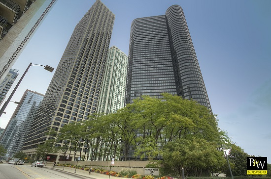 Millennium Park Properties Featured Buildings in Chicago, IL, 155 N Harbor Dr