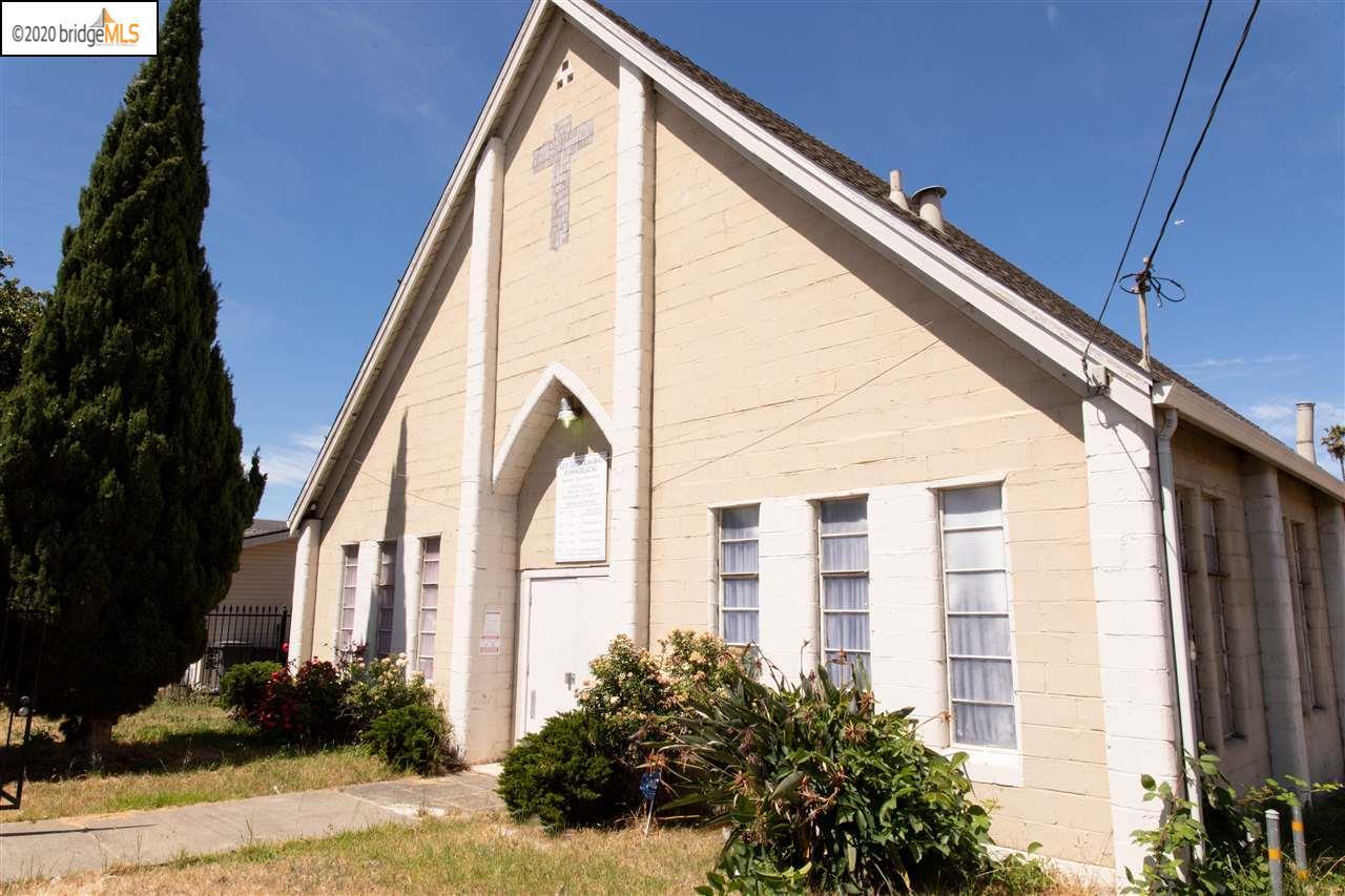 church real estate