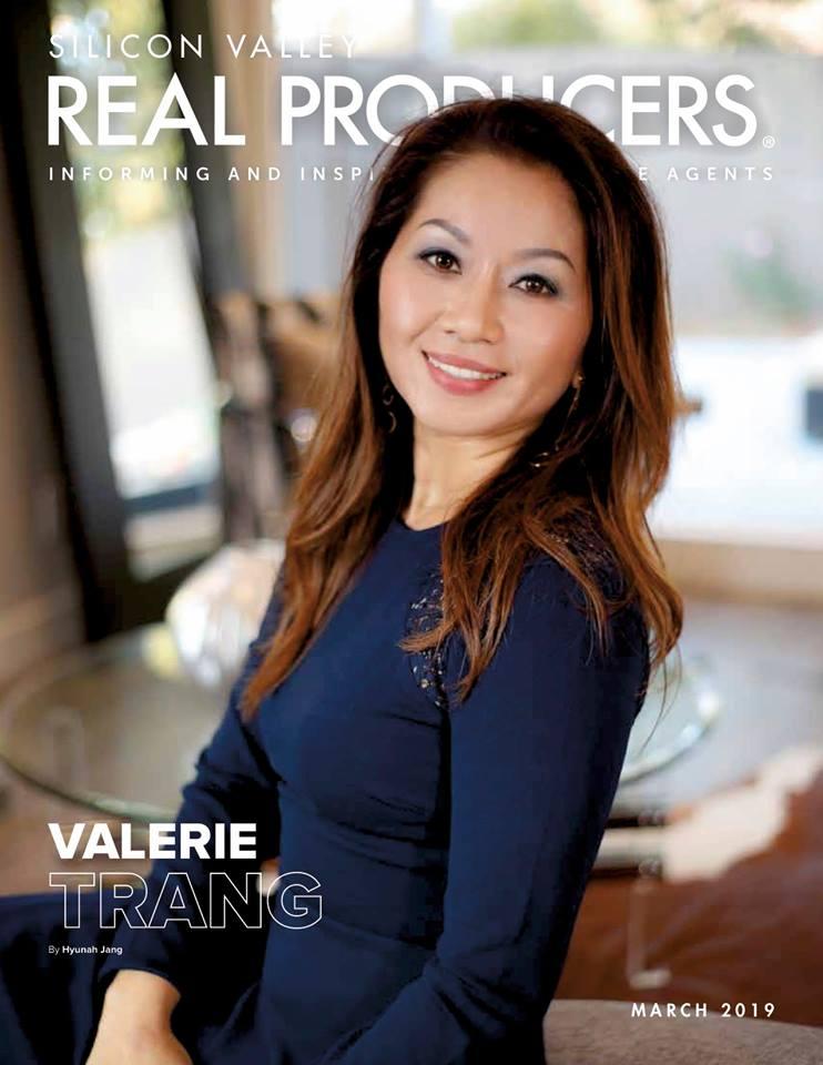 Valerie X Trang (Broker) Real Estate Services Real Estate Agent