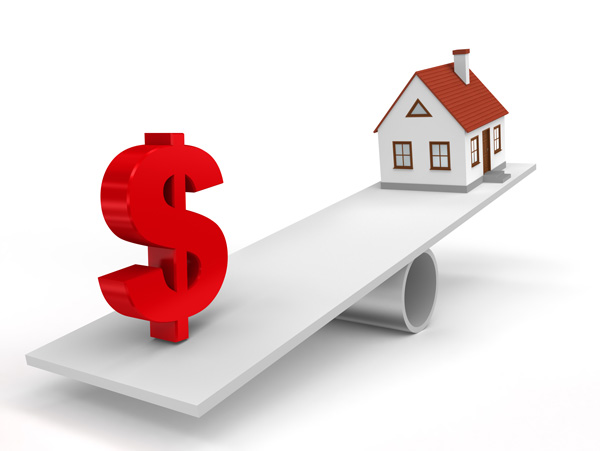Dollars House in Balance