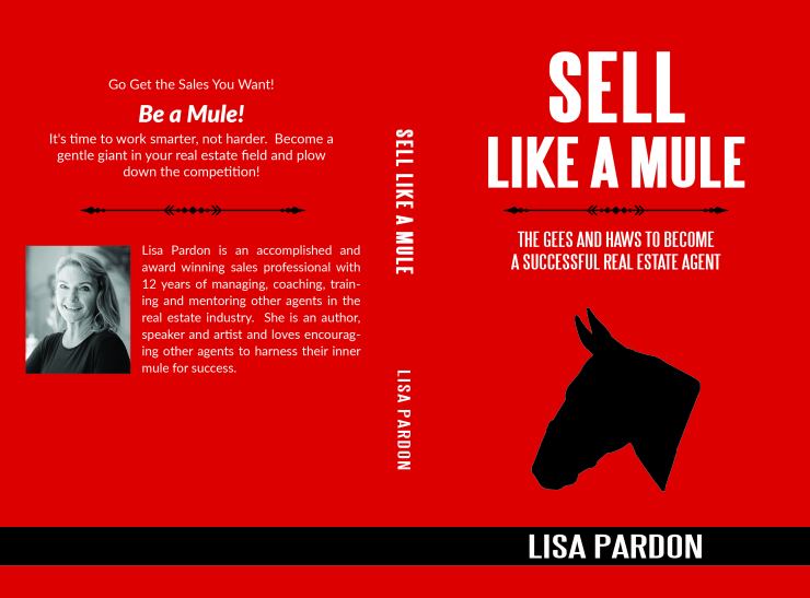 Sell Like a Mule Book Cover