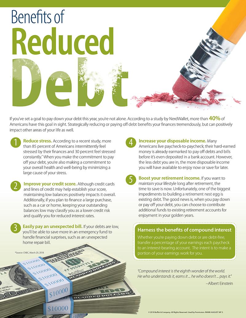IOV Reduce Debt