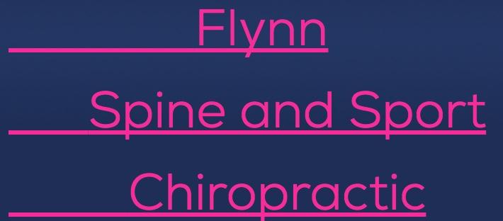 VD Flynn Chiro