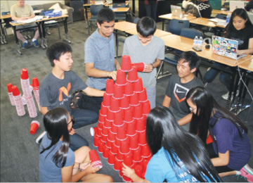 Los Altos High Student Hackathon