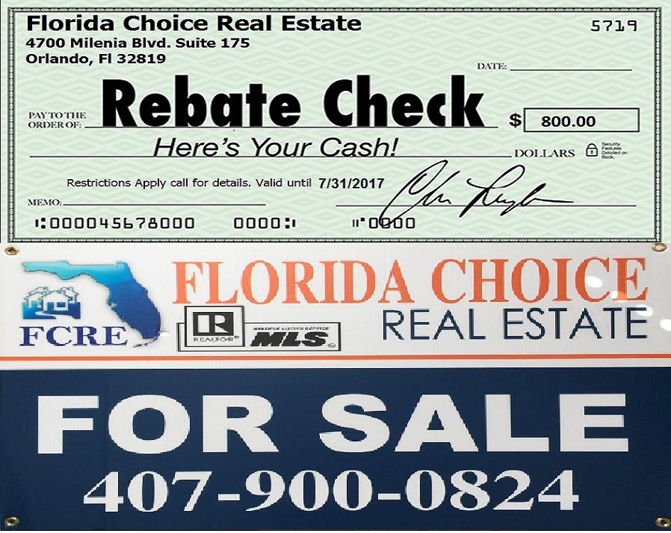 New Homes Purchase Rebate