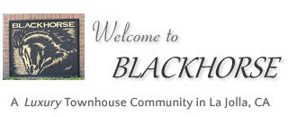 BLACKHORSE WELCOME