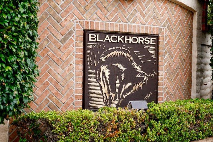 Blackhorse Main Entrance