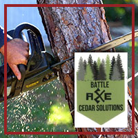 Battle Axe Cedar Solutions